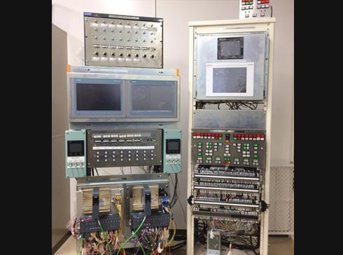 舶用ボイラ燃焼制御装置(ACC)
